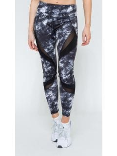 Women's active leggings SPDF108 - multicolor