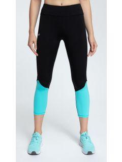 Women's active leggings SPDF251 - black