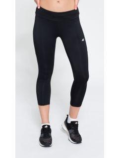 Women's active leggings SPDF301 - black