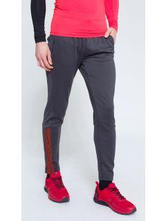 Men's active pants SPMTR203 - dark grey