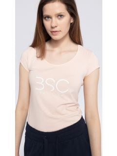 Women's T-shirt TSD251 - light pink