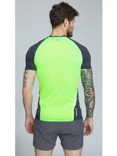 Men's active T-shirt TSMF252 - dark grey
