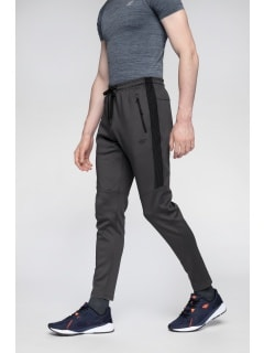 b1f4a40a5fd8d4 Pants and training leggings - Pants - Clothes - MEN | Colors: Szary