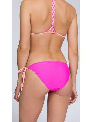 Swimsuit KOS212B - light pink neon