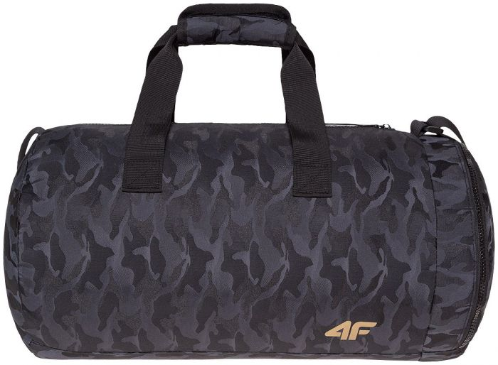 Training duffel bag TPU200 - deep black 43b6e18335cda