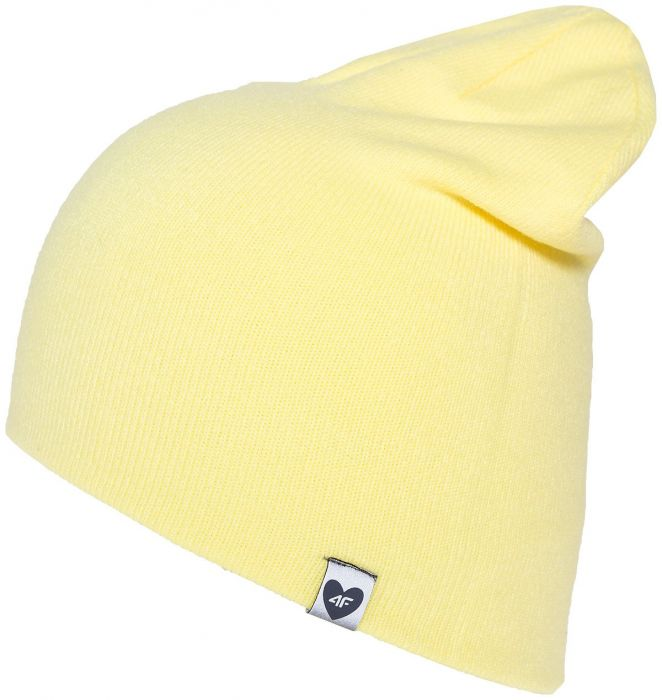Hat for big girls JCAD201 - light yellow a3a9360cbda