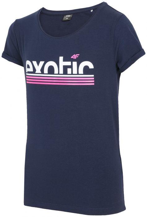 T-shirt for big girls jtsd218a - dark navy 87c7af2ab7d97