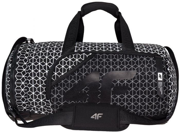 Women s training duffel bag TPU200A - black 6950822bcadfe