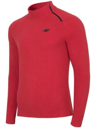 Men's fleece underwear BIMP253 - red