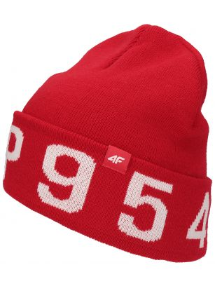 Women's hat CAD202 - red