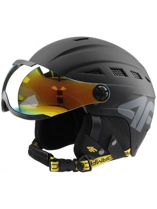Men's ski helmet KSM151 - black