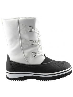 Women's snow boots OBDH202 - white