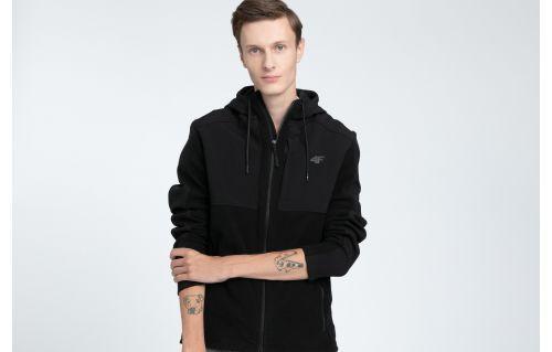 Men's fleece PLM003 - black