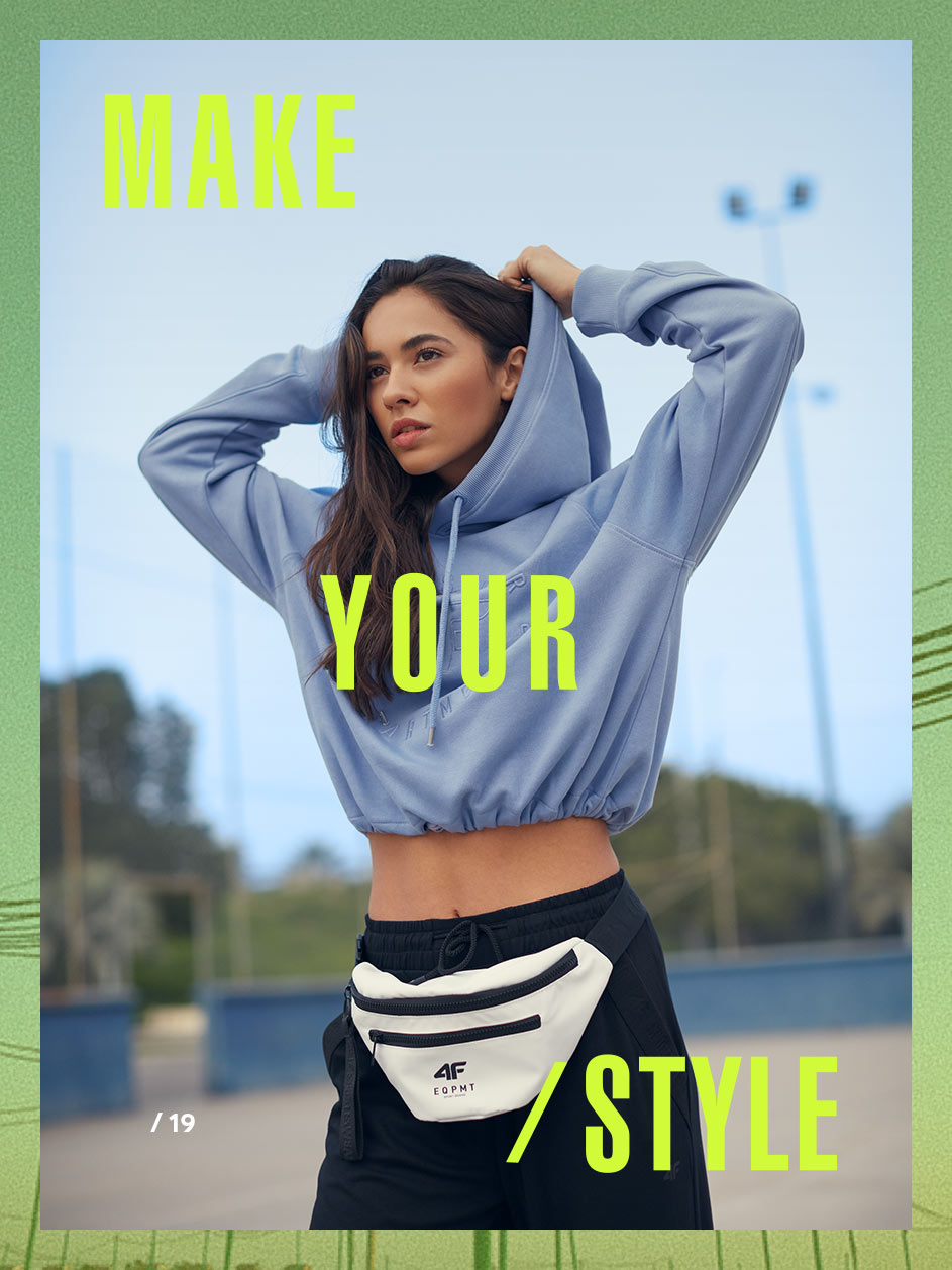 Create your own sports style!